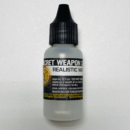 Secret Weapon Scenics Realistic Water ISK1113 0.5oz