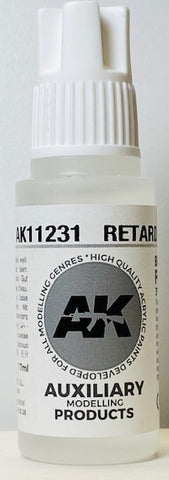 AK Interactive 3rd Generation Auxiliary Modeling Colors Retarder AK11231
