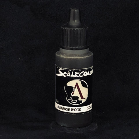 Scale 75 Scalecolor: Inktense Wood SC80