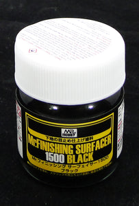 Mr. Hobby Mr. Finishing Surfacer 1500 Black Brush/Airbrush