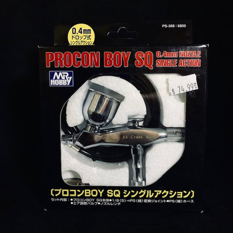 Mr. Hobby Procon Boy SQ 0.4mm Single Action