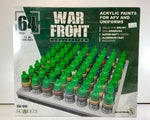 Scale 75 The War Front Collection #SSE-049 64 17 ML Colors