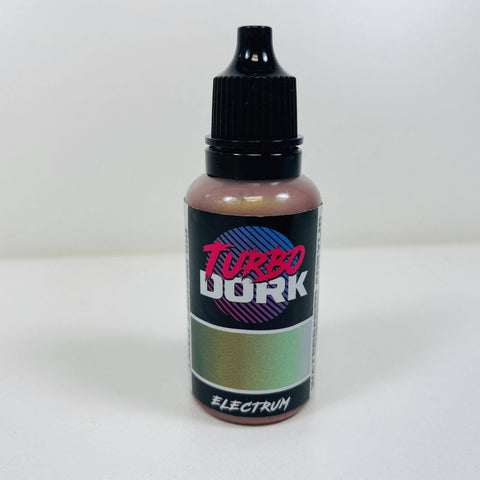 Turbo Dork Electrum Turbo Shift Acrylic Paint