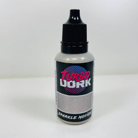 Turbo Dork Sparkle Motion Metallic Acrylic Paint