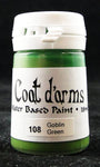 Coat D'arms Acrylic Paint Goblin Green 108