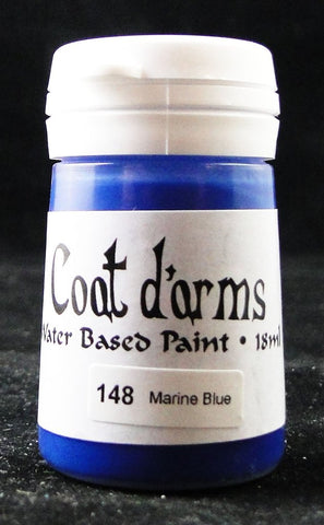Coat D'arms Acrylic Paint Marine Blue 148