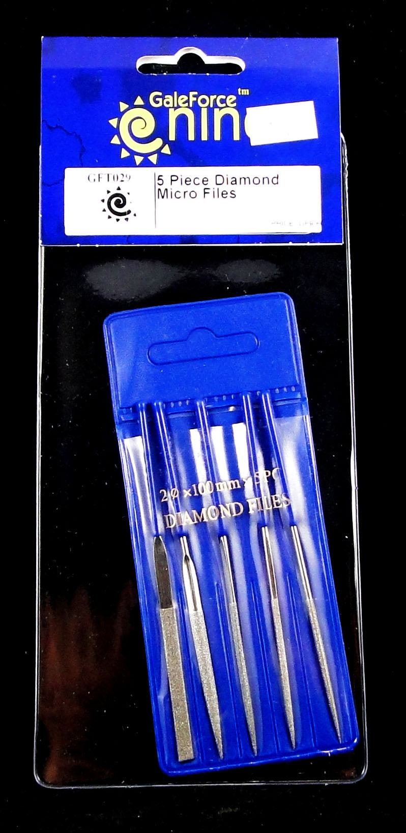 Gale Force Nine 5 Piece Diamond Micro Files