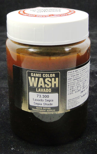 Vallejo Game Color Wash Sepia Shade