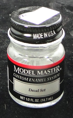 Testors Model Master Decal Set