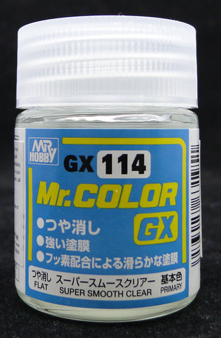 Mr. Hobby Mr. Color GX Super Smooth Clear