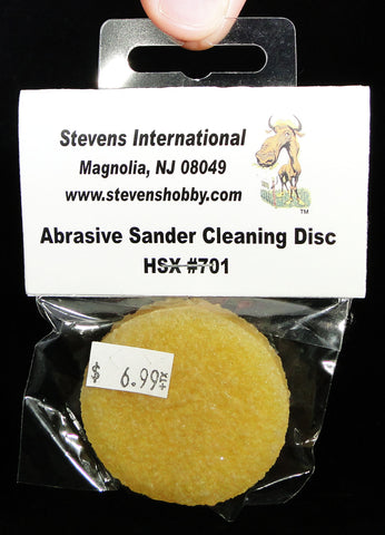 Stevens International Abrasive Sander Cleaning Disc