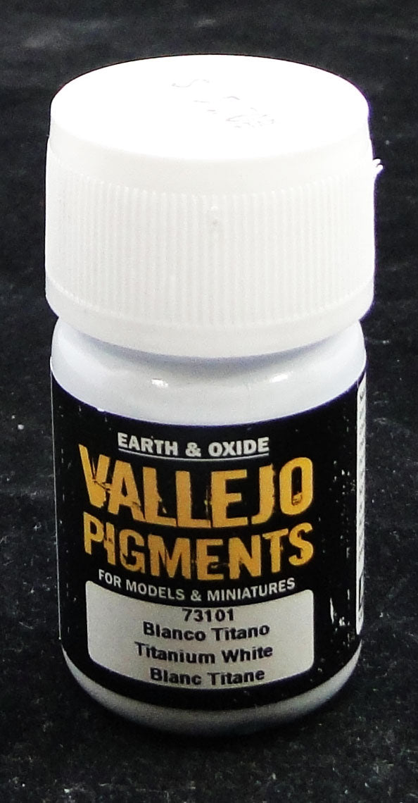 Vallejo Pigments Earth & Oxide