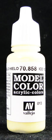 Vallejo Acrylic Model Color- Ice Yellow