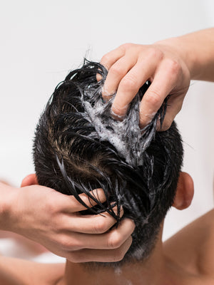 Damaged Hair Repair Shampoo