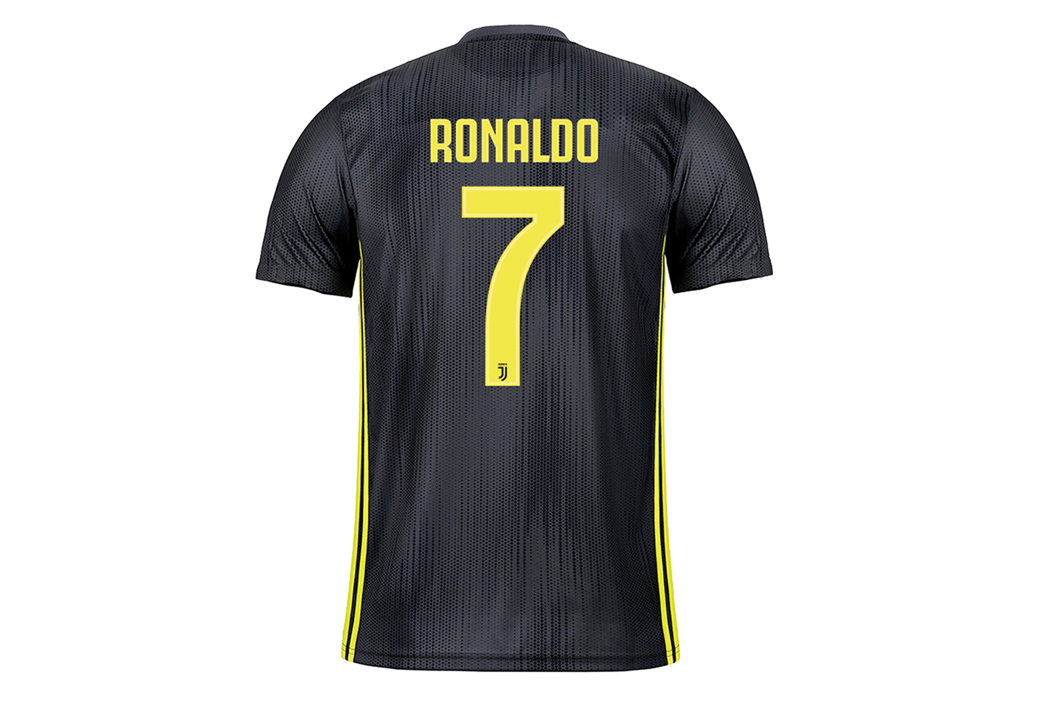 2018 19 Ronaldo - Juventus Third Jersey  Including Patches  – My ... 068309351