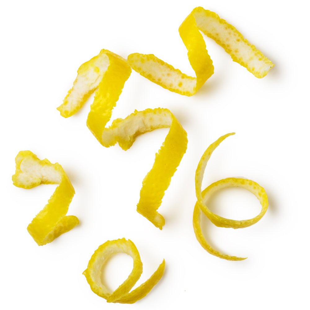 Fresh Lemon Peel