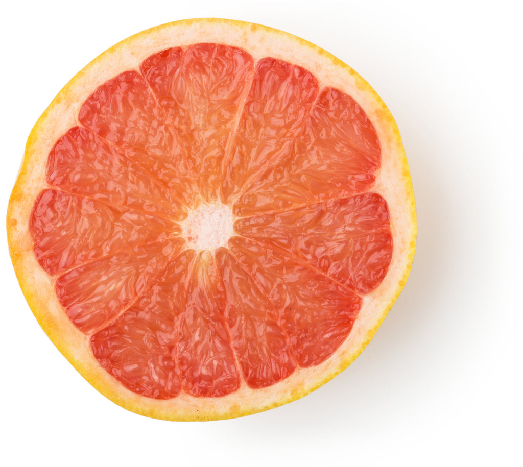 Fresh Pink Grapefruit Decoction