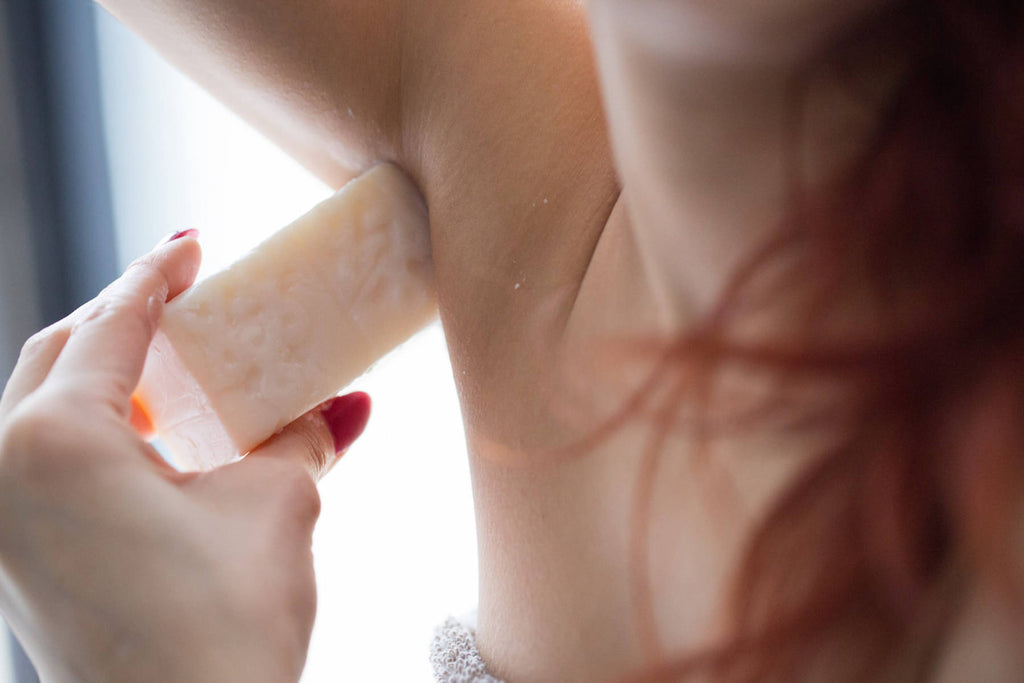 Should you try a more natural deodorant?
