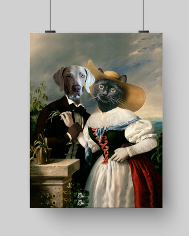 LOVERS SERENADE - MULTI-PET POSTER (Premium)