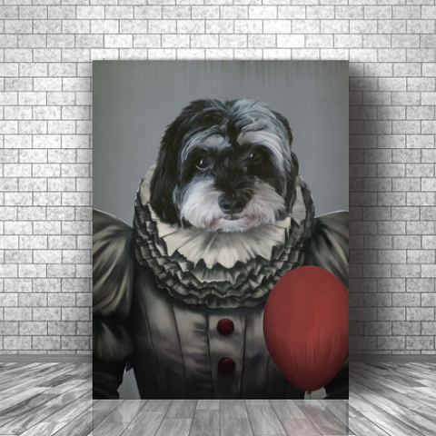 PENNYBLOSSOM - CUSTOM DOG CANVAS (Premium)