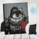 PENNYBLOSSOM - CUSTOM DOG TABLETOP CANVAS (Premium)