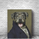 LUDOVIC - CUSTOM DOG CANVAS (Premium)