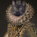 LADY CATORIA BRIGHT - CUSTOM DIGITAL ART PREVIEW