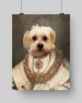 PAW READER - CUSTOM DOG POSTER (Premium)