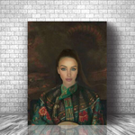 CROWN PRINCESS - CUSTOM PEOPLE CANVAS (Premium)