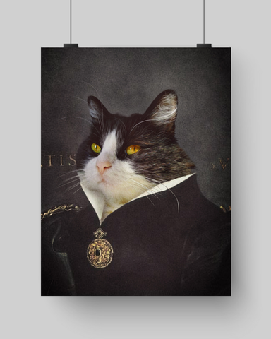EMPRESS - CUSTOM CAT POSTER (Premium)