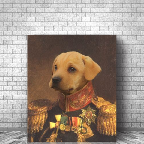 THE ACE - CUSTOM DOG CANVAS (Premium)