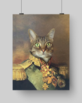 GENERAL OSBERT - CUSTOM CAT POSTER (Premium)