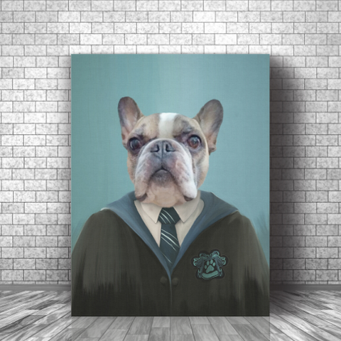 RAVENPAWR - CUSTOM DOG CANVAS (Premium)