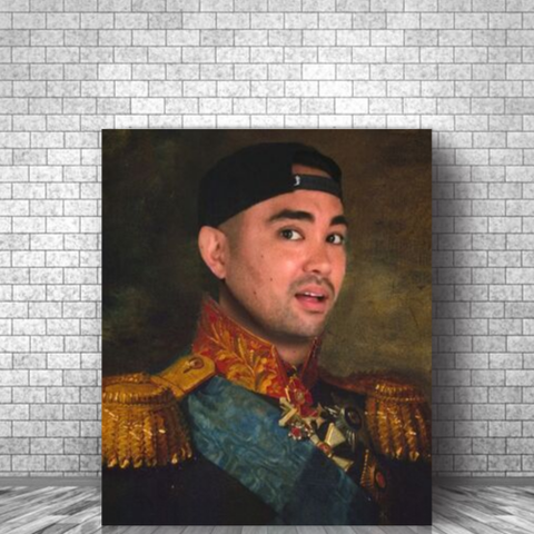 SPANISH GENERAL - CUSTOM PEOPLE CANVAS (Premium)