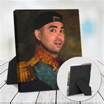 SPANISH GENERAL - CUSTOM PEOPLE TABLETOP CANVAS (Premium)