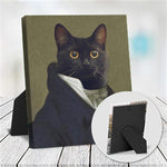 LUDOVIC - CUSTOM CAT TABLETOP CANVAS (Premium)