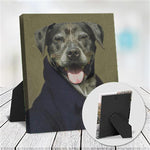 LUDOVIC - CUSTOM DOG TABLETOP CANVAS (Premium)