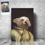 THE EXPLORER - CUSTOM DOG CANVAS (Premium)