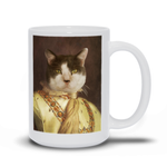 THE EXPLORER - CUSTOM CAT MUG (Premium)
