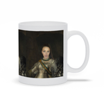 BELLONA - CUSTOM PEOPLE MUG (Premium)