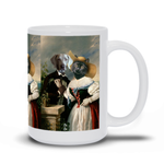 LOVERS SERENADE - MULTI-PET MUG (Premium)
