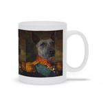 SPANISH GENERAL - CUSTOM DOG MUG (Premium)