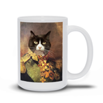 GENERAL OSBERT - CUSTOM CAT MUG (Premium)