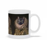 LADY CATORIA BRIGHT - CUSTOM CAT MUG (Premium)