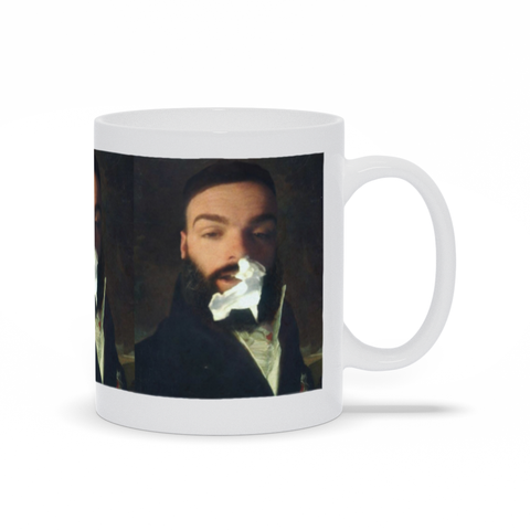 EARL - CUSTOM PEOPLE MUG (Premium)