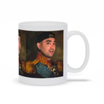 SPANISH GENERAL - CUSTOM PEOPLE MUG (Premium)