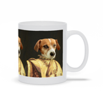 THE EXPLORER - CUSTOM DOG MUG (Premium)