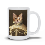 LADY MARGARET - CUSTOM CAT MUG (Premium)