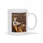 HORSE WHISPERER - CUSTOM CAT MUG (Premium)