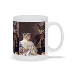 LADY BRIDGET & GENERAL HUBERT - MULTI-PET MUG (Premium)